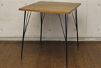 BRNO Cafe Table-60 AT-6060(BR)