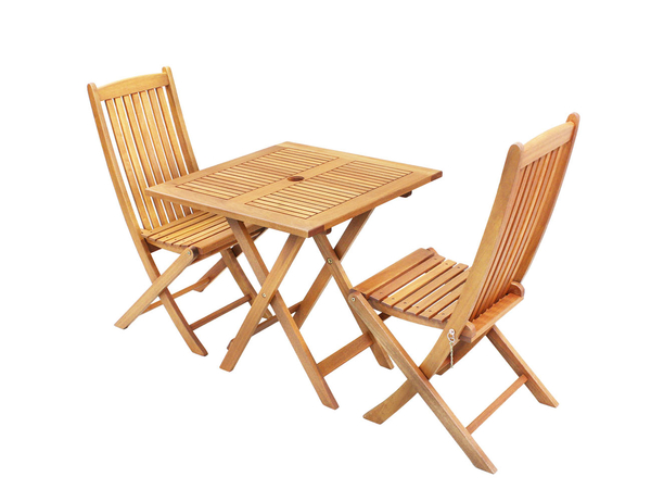 【高品質木材と天然系オイル仕上げ】テーブルセット TC-1