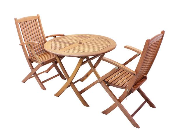 【高品質木材と天然系オイル仕上げ】テーブルセット TC-2