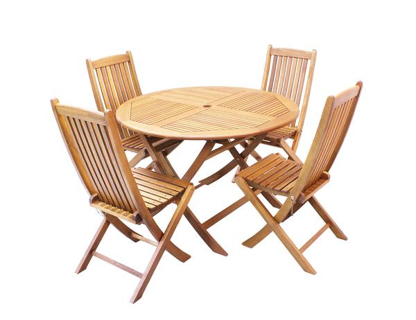 【高品質木材と天然系オイル仕上げ】テーブルセット TC-3