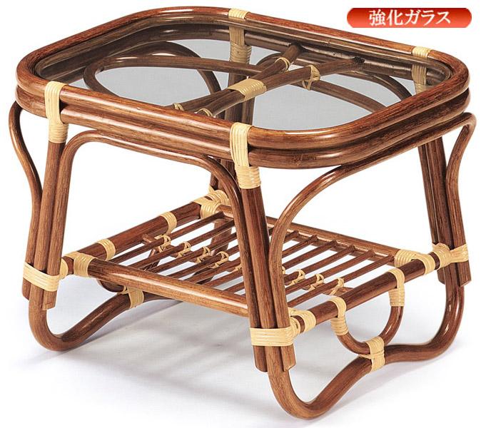 【ワンランク上の籐家具】テーブル NO.36A