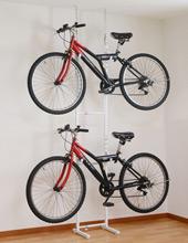 ツッパリ式自転車ラック SB-01