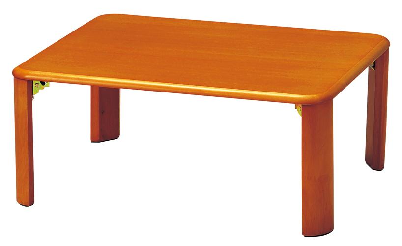 シンプル座卓(折脚) SZ-T7560