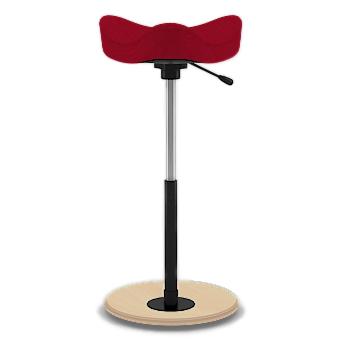 【正規販売店】【受注生産】【張地:ファブリック標準色:納期約4カ月】【その名のとおり、行動的な椅子】MOVE ムーブ