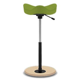【正規販売店】【受注生産】【張地:ファブリック非標準色:納期約4~6カ月】【その名のとおり、行動的な椅子】MOVE ムーブ
