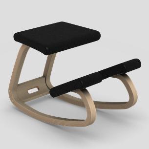 【受注生産】【納期約4カ月】【「動く椅子」の代表選手】バランス・バリアブル LEA009(張地:レザー)