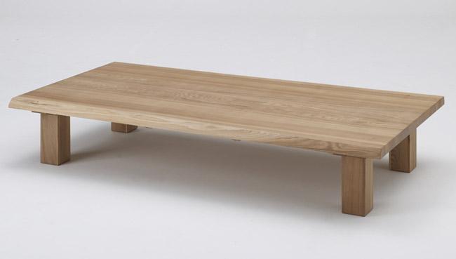 【床に座って寛ぐ和のスタイル】古彩 ローテーブル 幅180cm KO-Z180