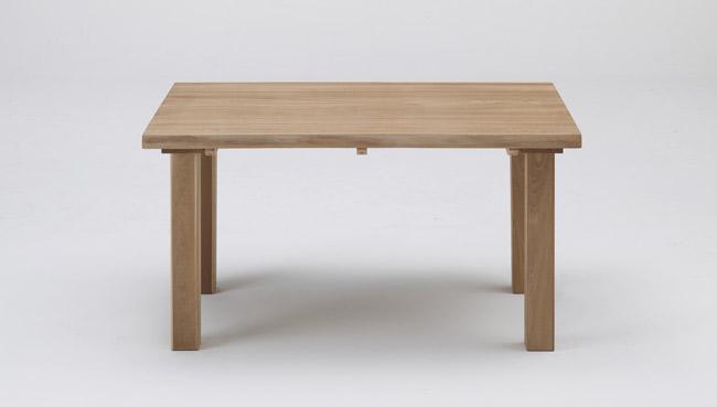 【幅125cm】【温もりある天然木を贅沢に使用】古彩 テーブル 幅125cm KO-T125