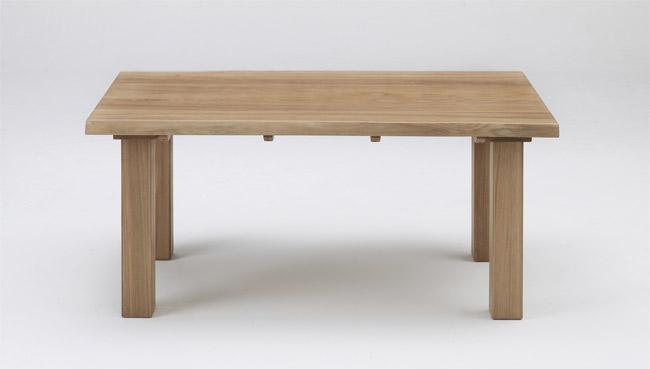 【幅150cm】【温もりある天然木を贅沢に使用】古彩 テーブル 幅150cm KO-T150