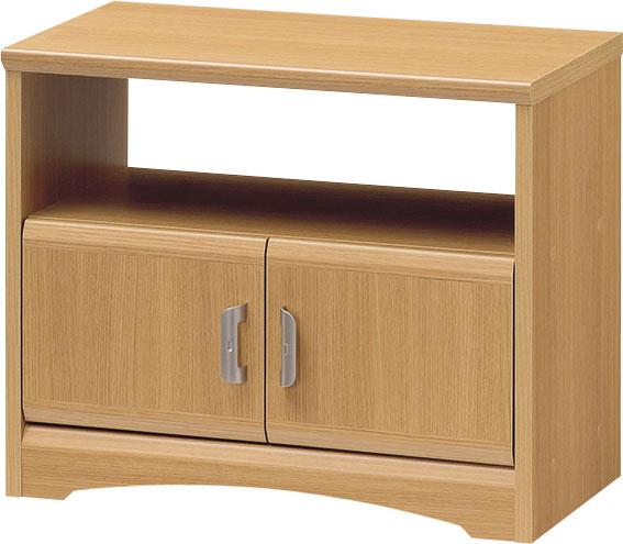 【玄関から寝室まで、トータルで揃うナチュラル家具】AVボード WVR-4555D