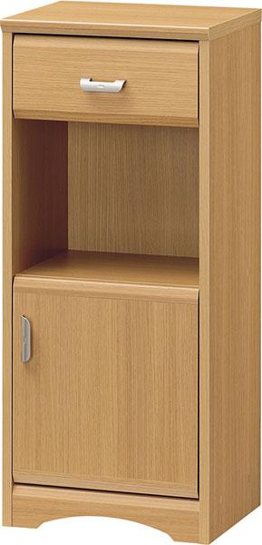 【玄関から寝室まで、トータルで揃うナチュラル家具】キャビネット WVR-9040DH