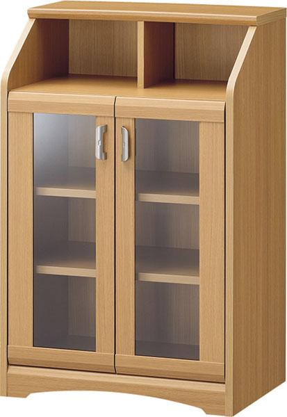 【玄関から寝室まで、トータルで揃うナチュラル家具】キャビネット WVR-9055G