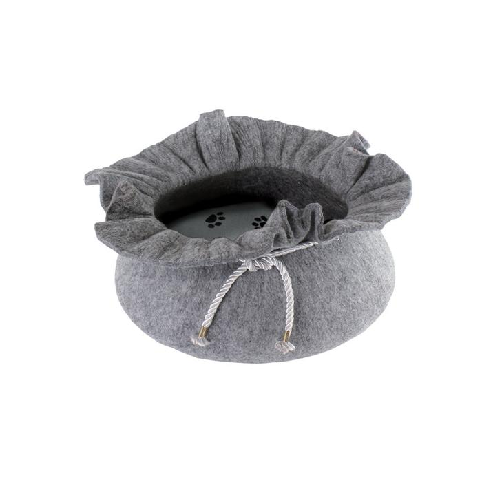 PAW-PAW DRAWSTRING PET BED