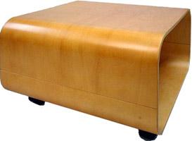 曲木テーブル60096N(ナチュラル)
