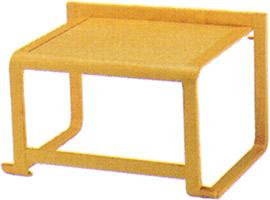 【Mシリーズ 予備のテーブルとして便利】マルガリータ スタッキングテーブル M-0253IT-NT
