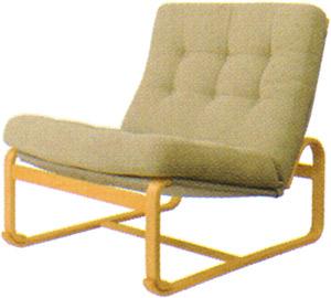 【Mシリーズ やさしい座り心地のイージーチェア】マルガリータ イージーチェア ロータイプ M-0552WB-NT