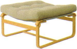 【Mシリーズ やさしい座り心地のスツール】マルガリータ スツール M-0553WB-NT