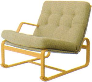 【Mシリーズ やさしい座り心地のイージーチェア】マルガリータ イージーチェア ロータイプ M-0568WB-NT