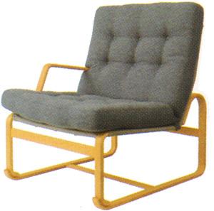 【Mシリーズ 座りやすくて、立ちやすいイージーチェア】マルガリータ イージーチェア ハイタイプ M-0574WB-NT