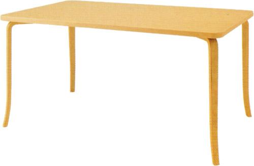 【機能的で情緒的な北欧テイスト】ミラ テーブル T-2712MP-NT