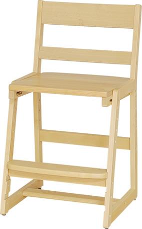 【座板は5段階に高さ調節可能】ココ スタイル GLチェア
