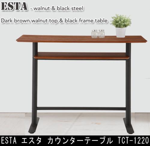 ESTA エスタ カウンターテーブル TCT-1220