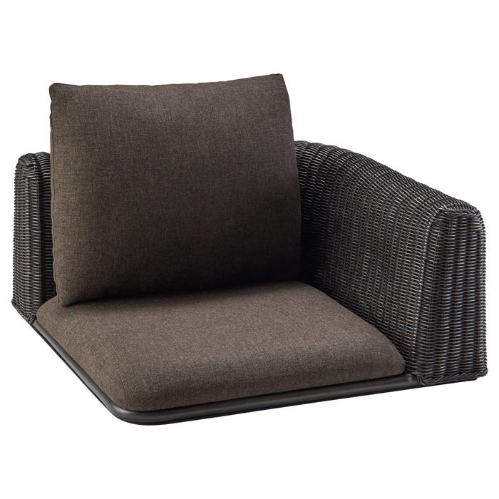 座椅子 RA-834-C CHERRY チェリー 桜屋工業 HOMEDAY ホームデイ