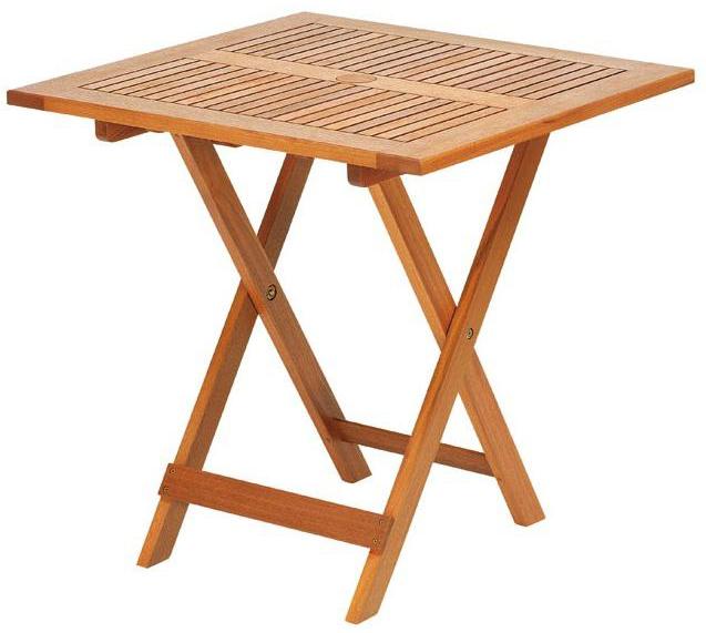 【高品質木材と天然系オイル仕上げ】スクエアテーブル 70cm T-5