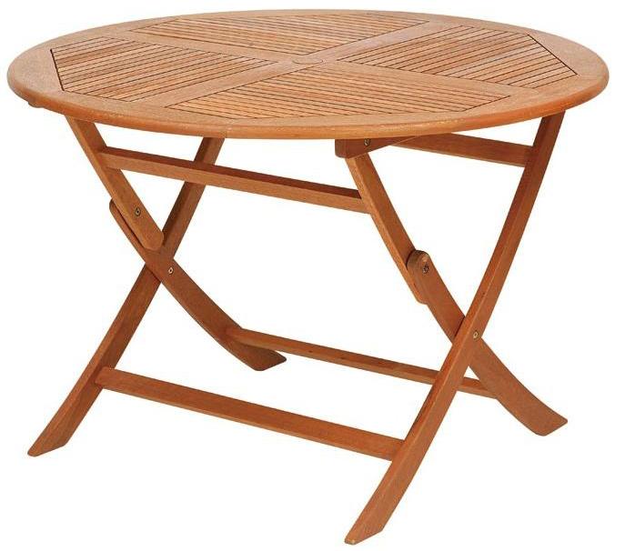 【高品質木材と天然系オイル仕上げ】Orne de siesta(オルネ ド シエスタ) ラウンドテーブル 110cm T-6