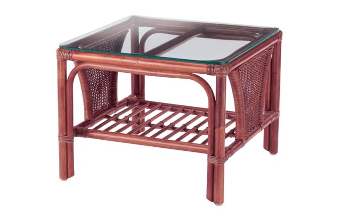 NO.600SD テーブル 籐製品 老舗 今枝ラタン