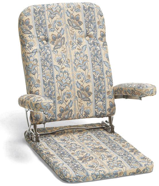 【3段階リクライニング】【肘可動】2026 座椅子