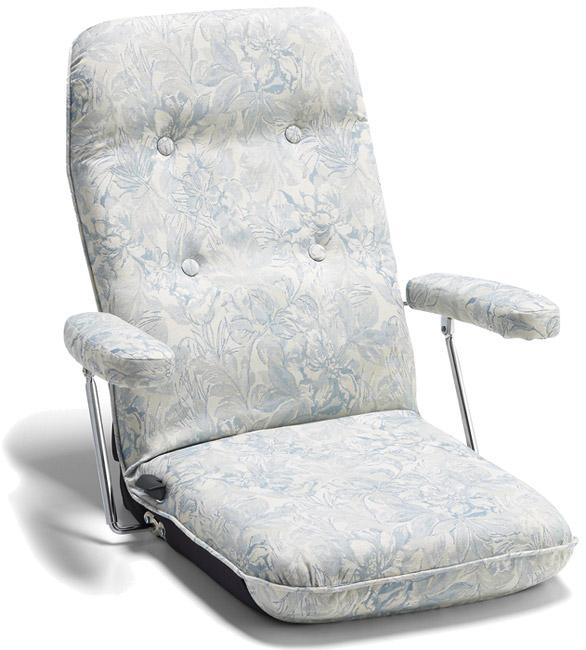 【肘可動】【セミオーダー】【生地12種類】1575 座椅子