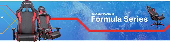 PV GAMING CHAIR Formula Series
