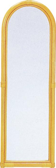 【エンジェルラタン/籐家具コレクション】ミラー RS311
