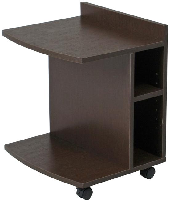 【ナイトテーブルや簡易テーブルとして】マルチサイドテーブル ロー SI-4554BR