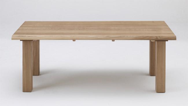 【幅180cm】【温もりある天然木を贅沢に使用】古彩 テーブル 幅180cm KO-T180