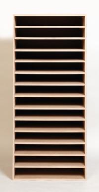 Pianoシリーズ A3書類収納棚 PNO-A3