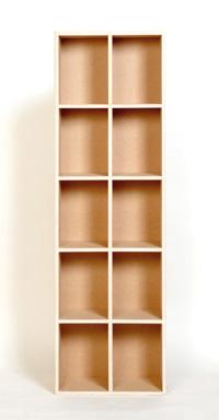 Pianoシリーズ DVD収納棚 PNO-DVD