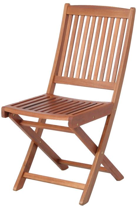 【天然木アカシア材、収納、持ち運びに便利な折り畳み式】フォールディングチェア GC91JP(2脚入)