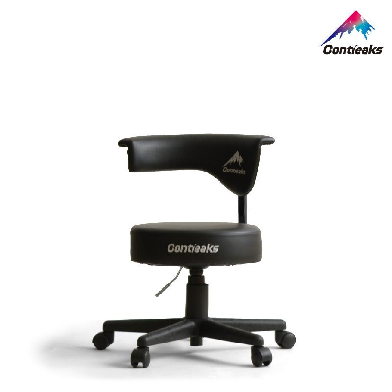 Contieaks Arc Chair アーク ゲーミングチェア アーケードスツール ゲーセンスツール 低床座面 アケコン専用スツール コンティークス eスポーツチェア パソコンチェア