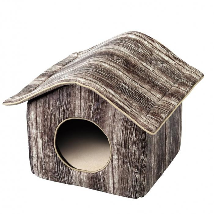 PAW-PAW WOODY PET HOUSE