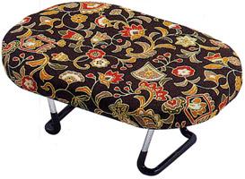 らくらく正座椅子 ワンタッチ型 D-5 金茶