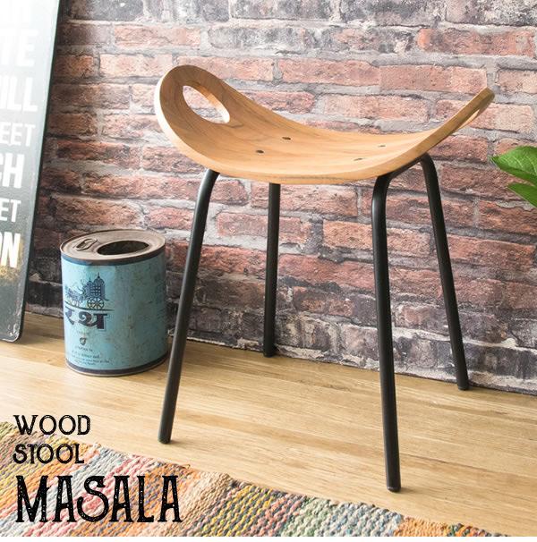 スツール  MASALA マサラ CH-L540