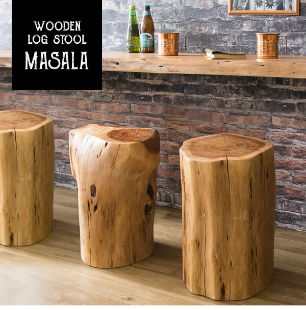 スツール  MASALA マサラ CH-L340