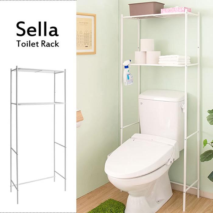 トイレ上ラック  セラ  TR-1570
