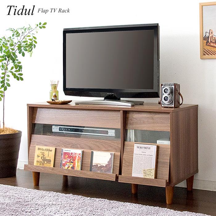 フラップテレビ台 Tidul  TV-202