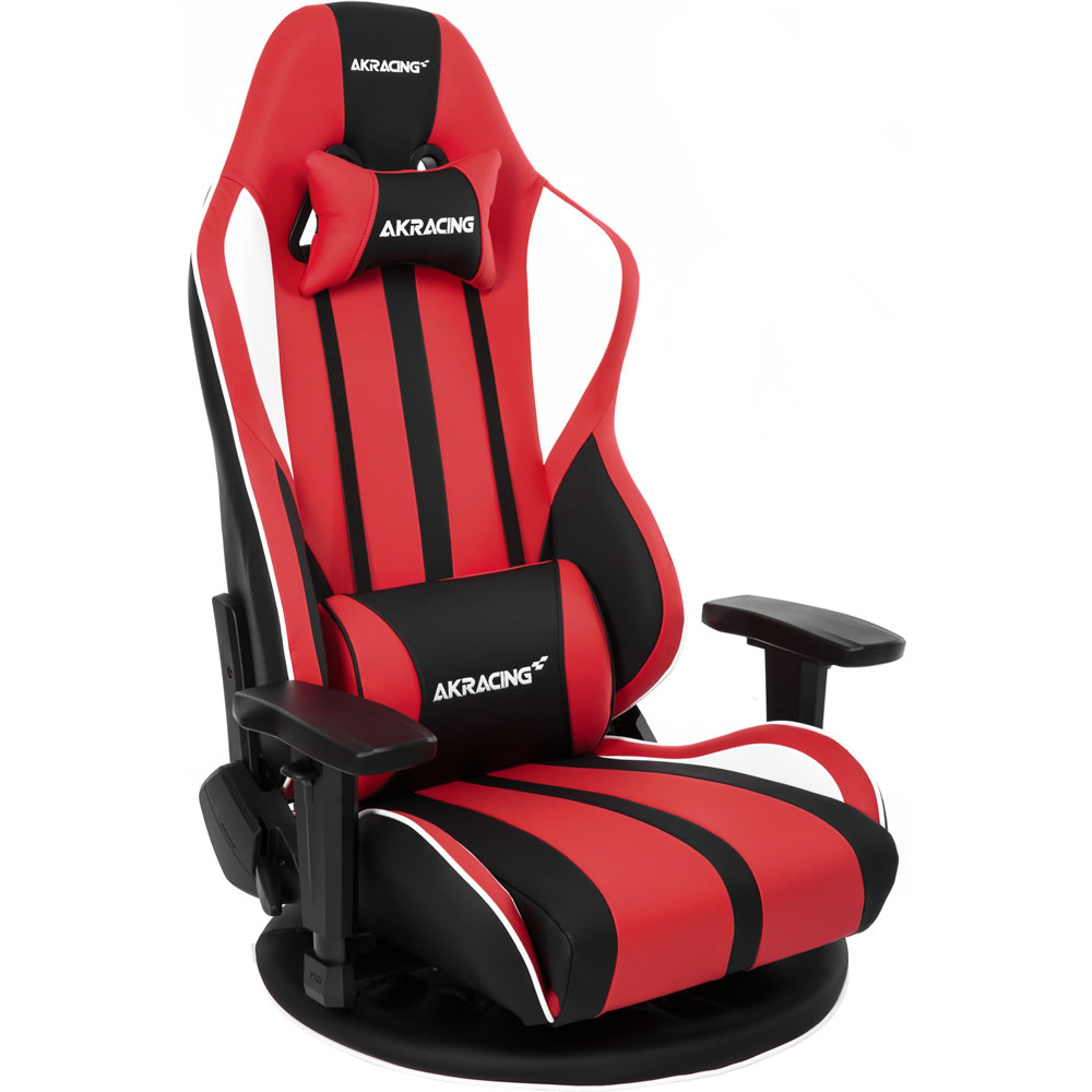 AKRacing 極坐 GYOKUZA V2 ゲーミング座椅子 レッド