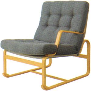 【Mシリーズ 座りやすくて、立ちやすいイージーチェア】マルガリータ イージーチェア ハイタイプ M-0573WB-NT