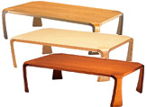 【無駄なデザインをなくす、 機能美の結晶】座卓 S-0228