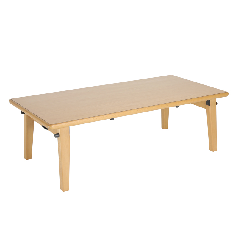 大和屋 フレジー キッズテーブル F380 保育園 幼稚園 折りたたみテーブル